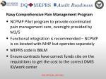 navy comprehensive pain management program
