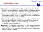 publications cont1