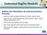 understand regdoc handoffs