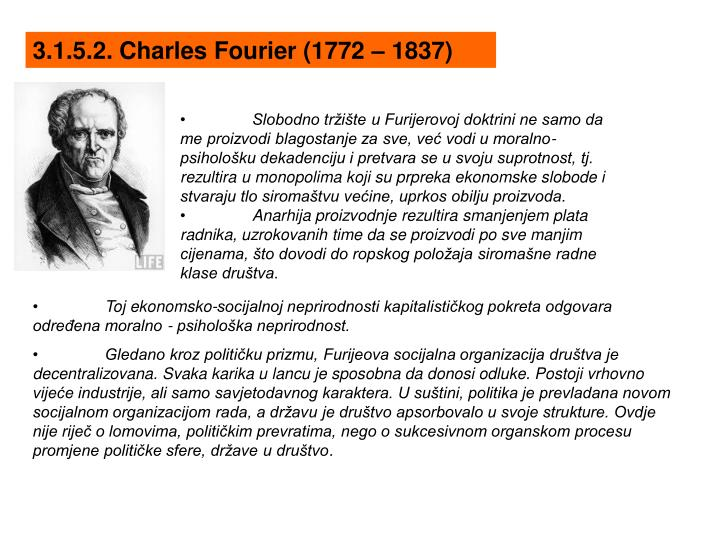 3.1.5.2. Charles Fourier (1772 – 1837)