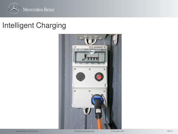 Intelligent Charging