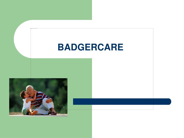 BADGERCARE