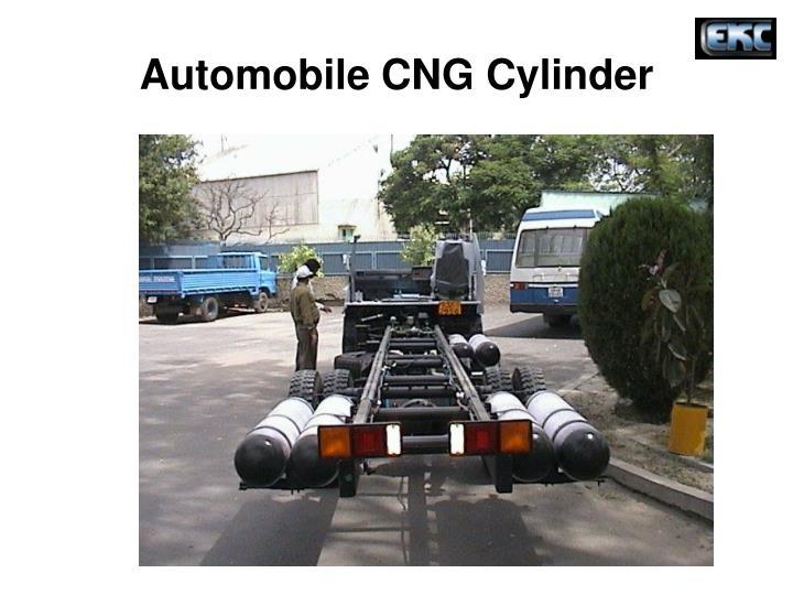 Automobile CNG Cylinder