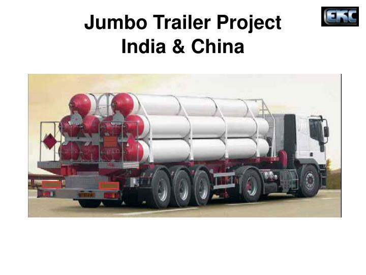 Jumbo Trailer Project
