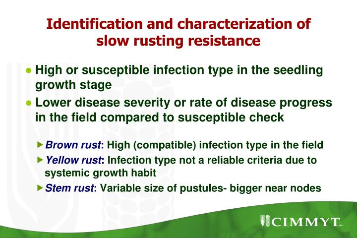 Identification and characterization of