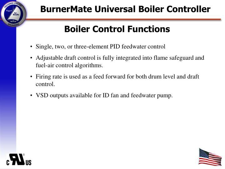 BurnerMate Universal Boiler Controller