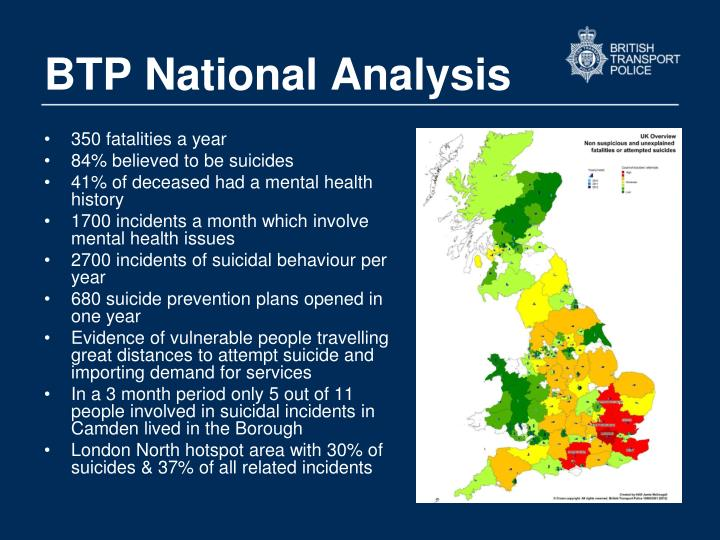 BTP National Analysis