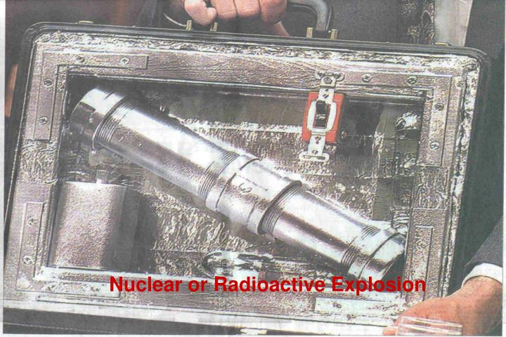 Nuclear or Radioactive