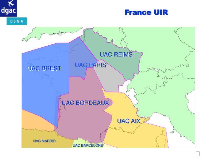 France UIR