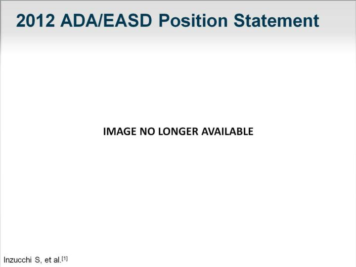 2012 ADA/EASD Position Statement