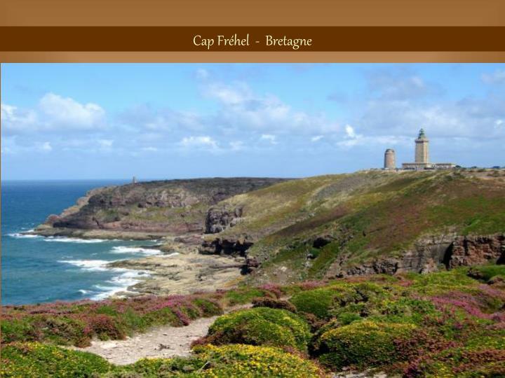 Cap Fréhel  -  Bretagne