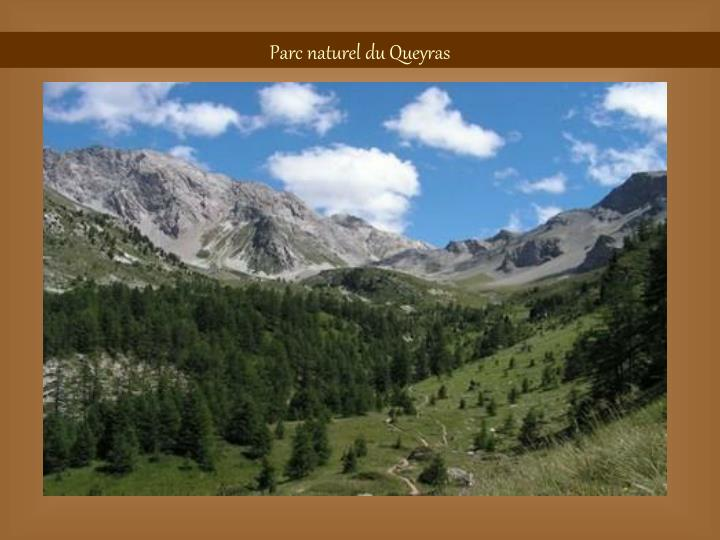 Parc naturel du Queyras