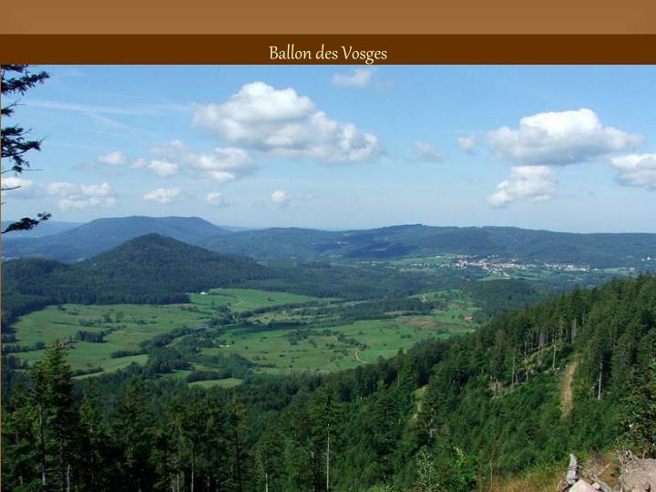 Ballon des Vosges