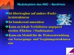 modulsystem des anc nordrhein2