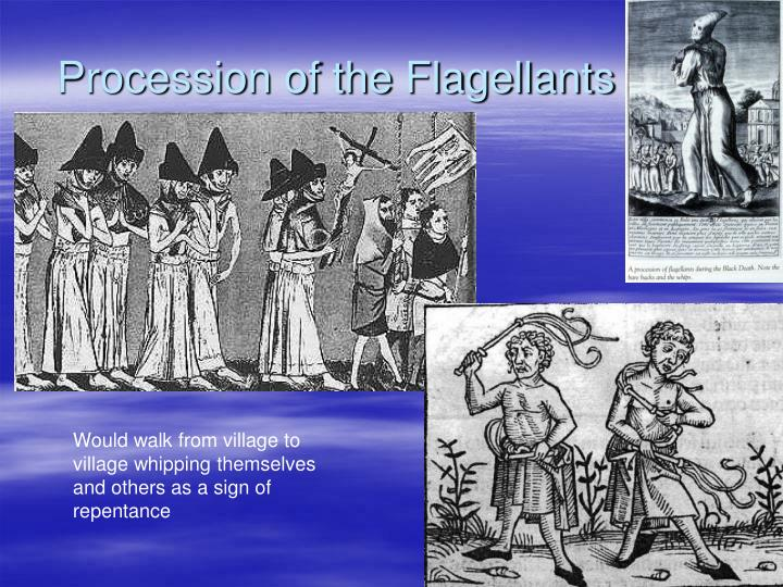 Procession of the Flagellants