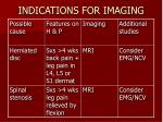 indications for imaging2