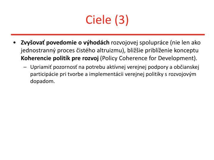 Ciele (3)