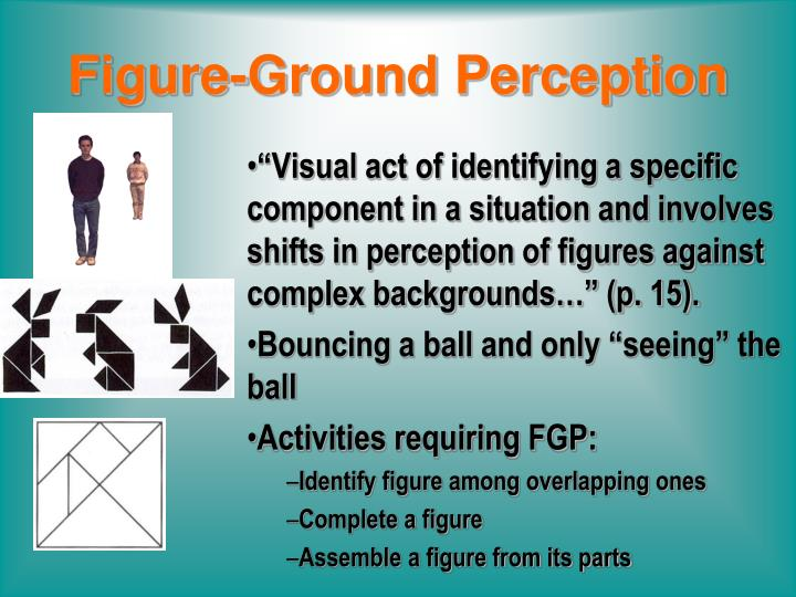 Figure-Ground Perception