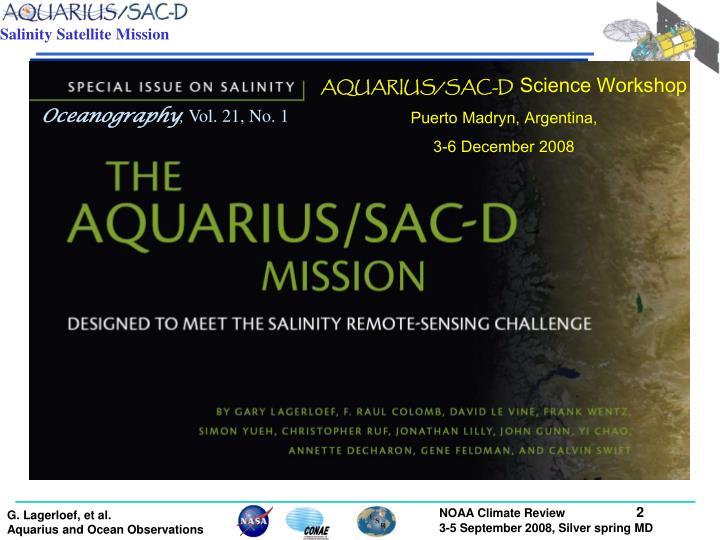 AQUARIUS/SAC-D