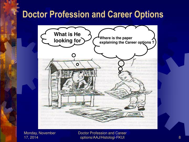 Doctor Profession and Career Options