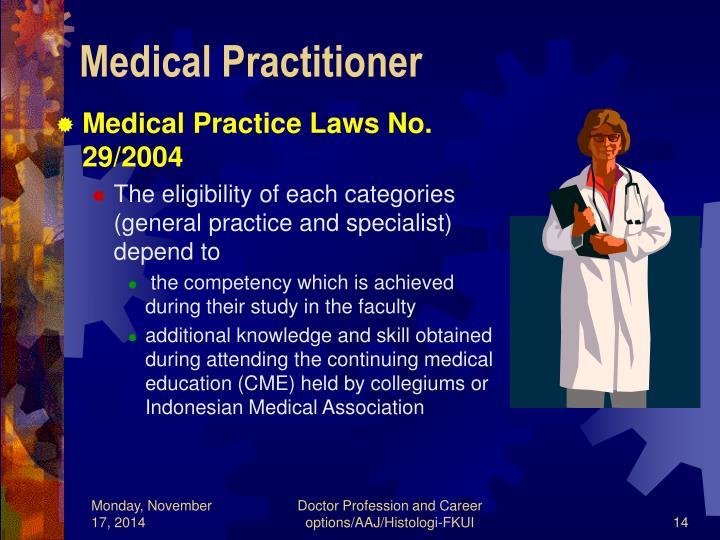 Medical Practitioner
