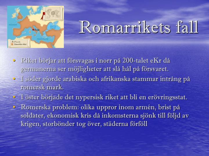 Romarrikets