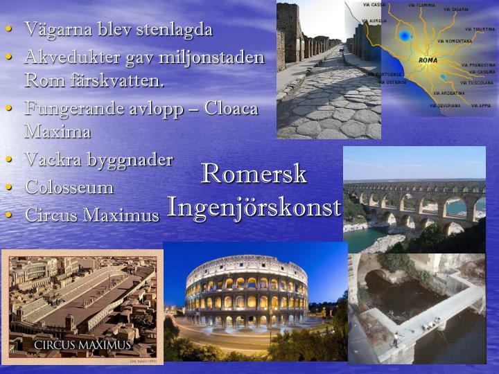 Romersk