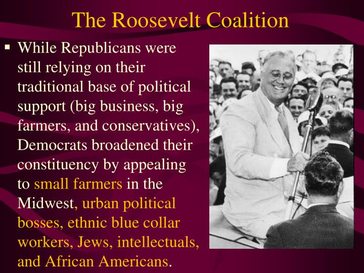 The Roosevelt Coalition