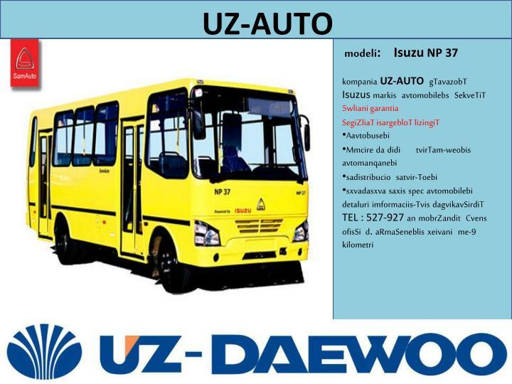 UZ-AUTO