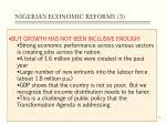 nigeria s economic reforms 3