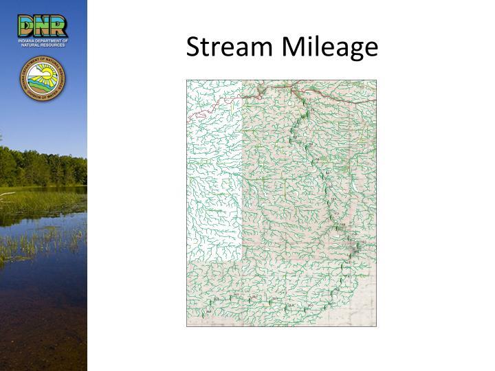 Stream Mileage