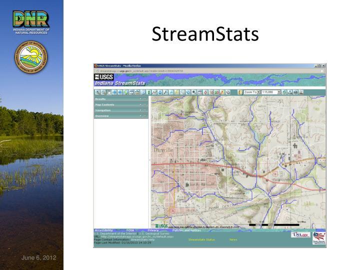 StreamStats