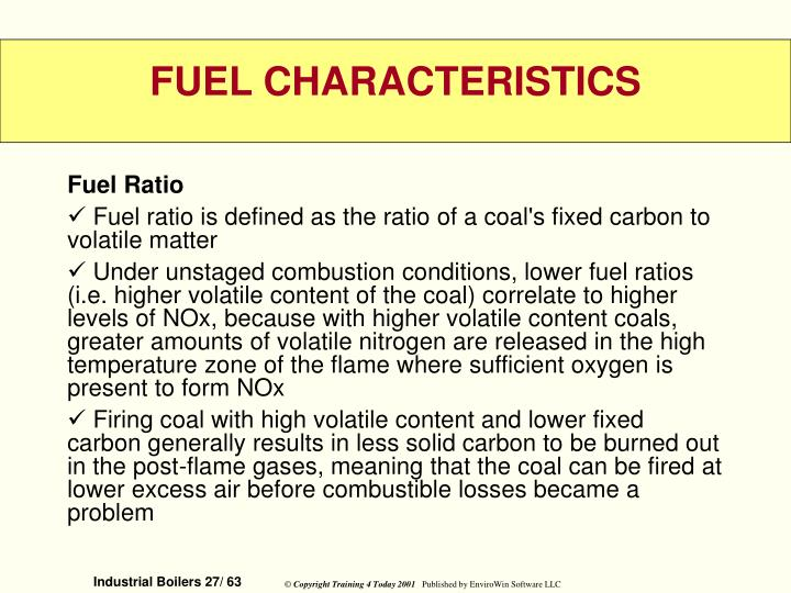 Fuel Ratio