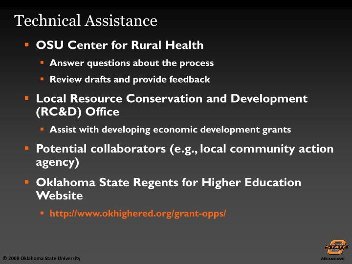 OSU Center for Rural Health