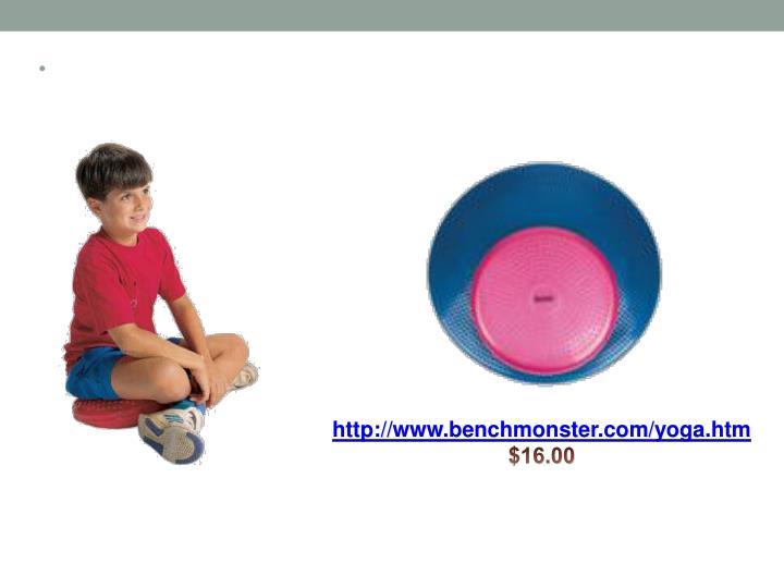 Sit N Fit Disc or Disc'o sit