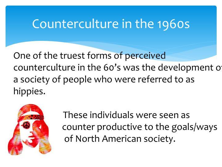 Counterculture in the 1960s