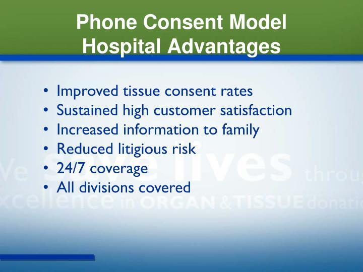 Phone Consent Model