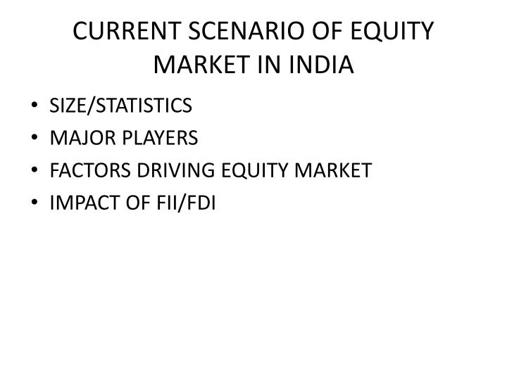 research paper impact fii indian stock market Browse yes bank stock discussion, ideas, questions and answers research paper impact fii indian stock market online at moneycontrol flycrack.