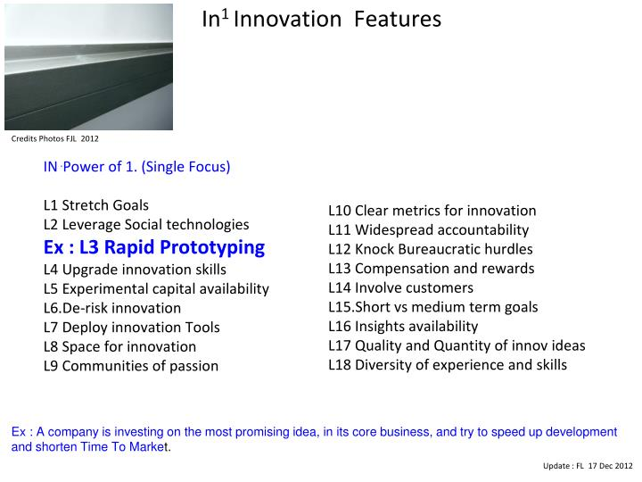In 1 innovation features