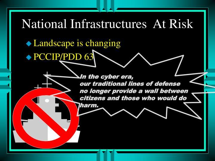 In the cyber era,