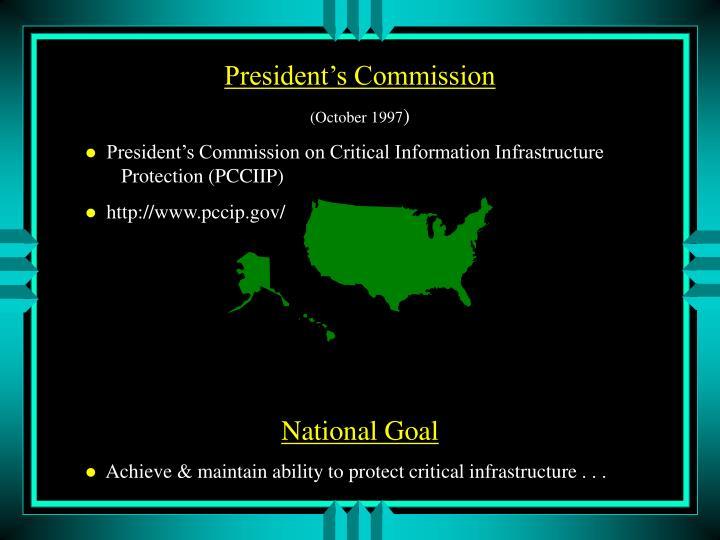 President's Commission