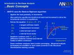 introduction to nonlinear analysis basic concepts1