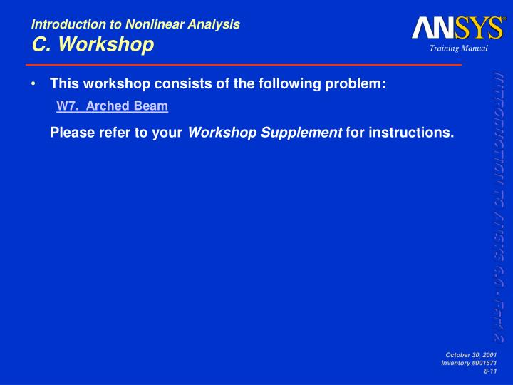 Introduction to Nonlinear Analysis