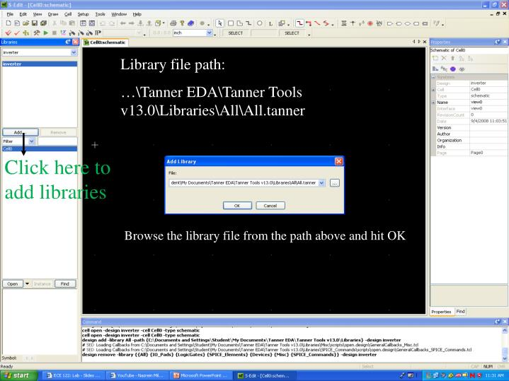 Library file path: