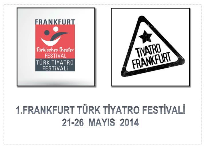 1.FRANKFURT TÜRK