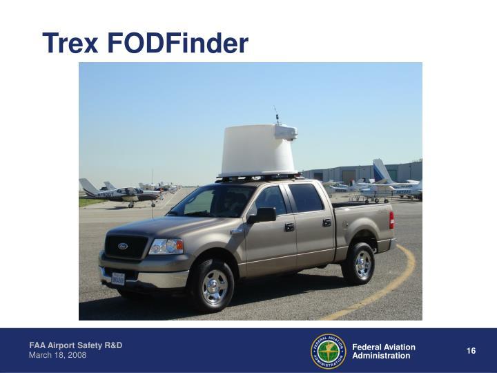 Trex FODFinder