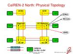 calren 2 north physical topology