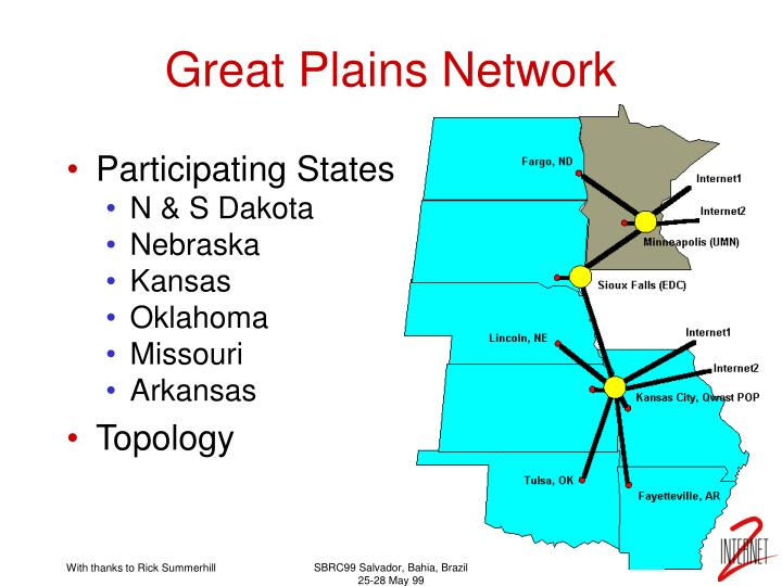 Great Plains Network
