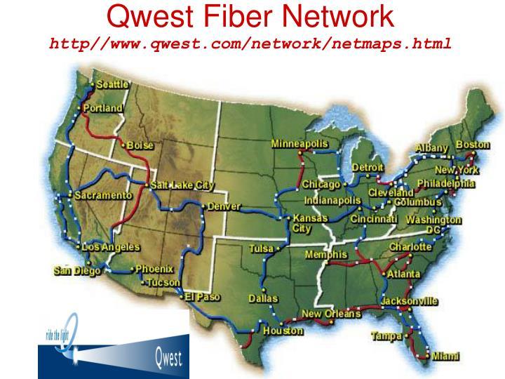 Qwest Fiber Network