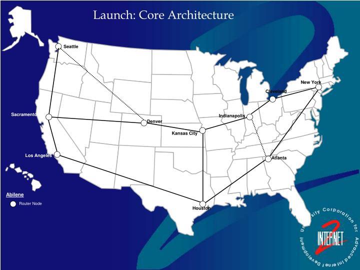 Launch: Core Architecture